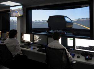 Tecnología de simulación, Ansible Motion, Reino Unido