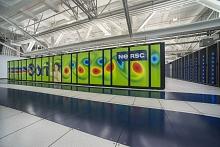 Centro de Computación Científica (Lab Berkeley- California)