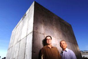 Ingenieros Lim Nguyen y Han Christopher, U de Nebraska